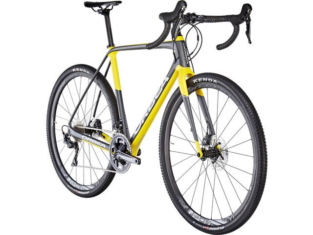 ORBEA Terra M20-D Cyclocross gul/grå (2019) | Cross-cykler